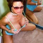 Femme mûre aux gros seins pour plan cul discret